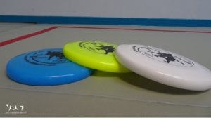 Jeux Ultimate frisbee